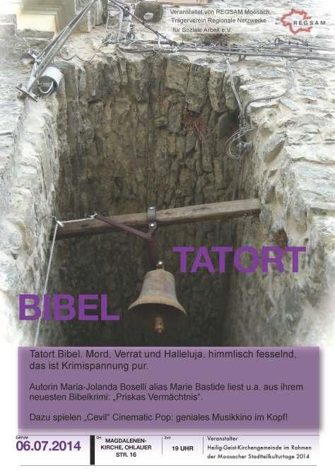 Tatort Bibel 2014